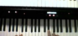 "Play Sir Elton John's ""Your Song"" on piano"