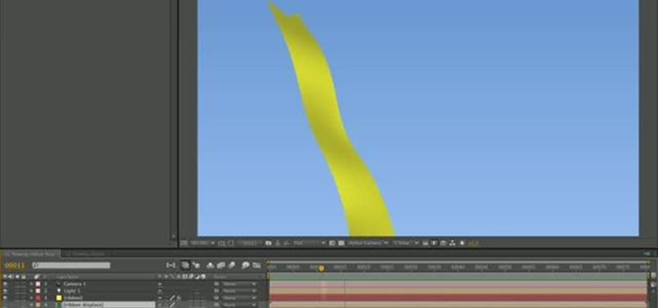 How to Make a pulse or pulsating wave effect in After