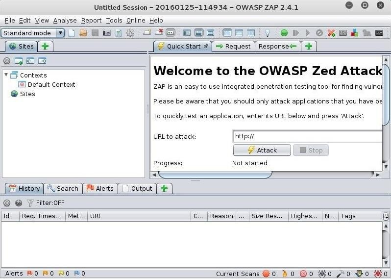 Hack Like a Pro: How to Hack Web Apps, Part 6 (Using OWASP ZAP to Find Vulnerabilities)