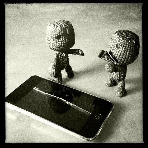 Get Inspired! 25 Playful Photos of Toys Taken with Cell Phones