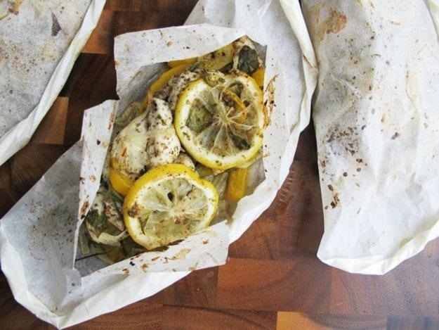 Cooking in Parchment Paper Is Easier & Tastier Than You Thought