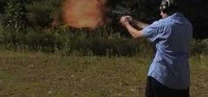 Shoota Desert Eagle 50 AE caliber handgun