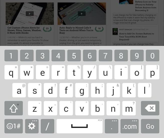 how to change predictive text on samsung galaxy s3