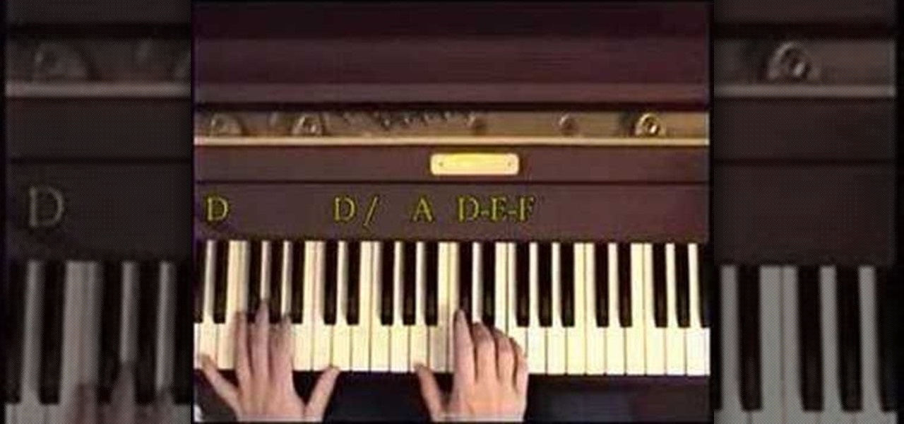How To Play Golden Slumbers By The Beatles On Piano Piano