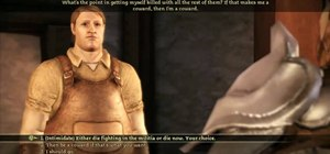 Get unlimited gold in Dragon Age Origins from Lloyd the Bartender