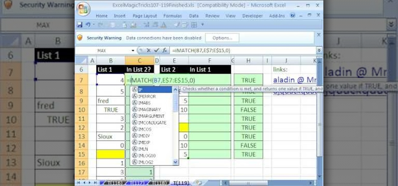 how to find duplicate data in excel 2007