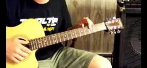 "Play ""Silent Lucidity"" by Queensryche on guitar"