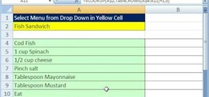 Increment column numbers for an Excel lookup table