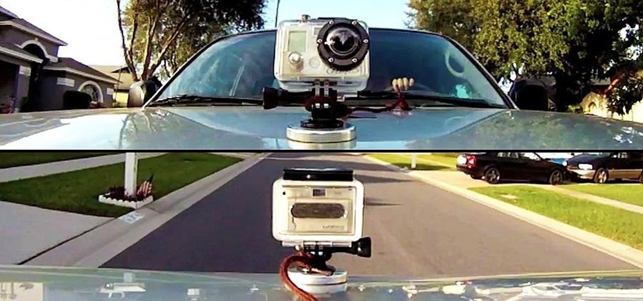 5 Incredibly Cheap and Smooth DIY Camera Mounts for Inside or Outside of Your Car