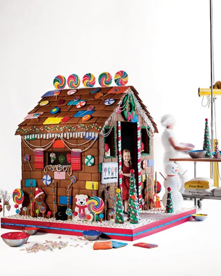 Would You Shell Out $15,000 For a Gingerbread House?