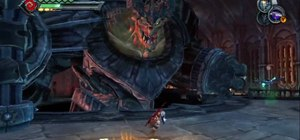 Defeat the boss Straga in Darksiders