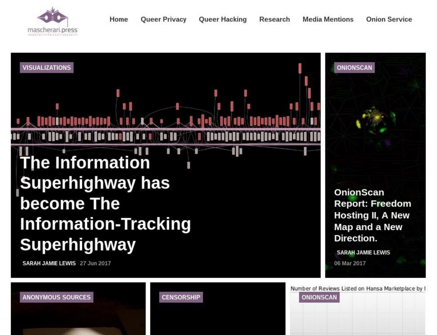 The Top 80+ Sites Available on the Tor Network