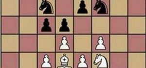 Use the Stonewall attack in chess