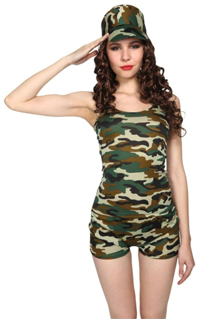 Army Attire  sc 1 st  UniversityPrimetime & The Worst Outfits College Girls Can Wear During A Walk Of Shame ...
