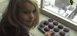 Make and decorate dairy-free red velvet cupcakes for Valentine's Day
