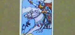 Read the meaning of knights in tarot with Peter John
