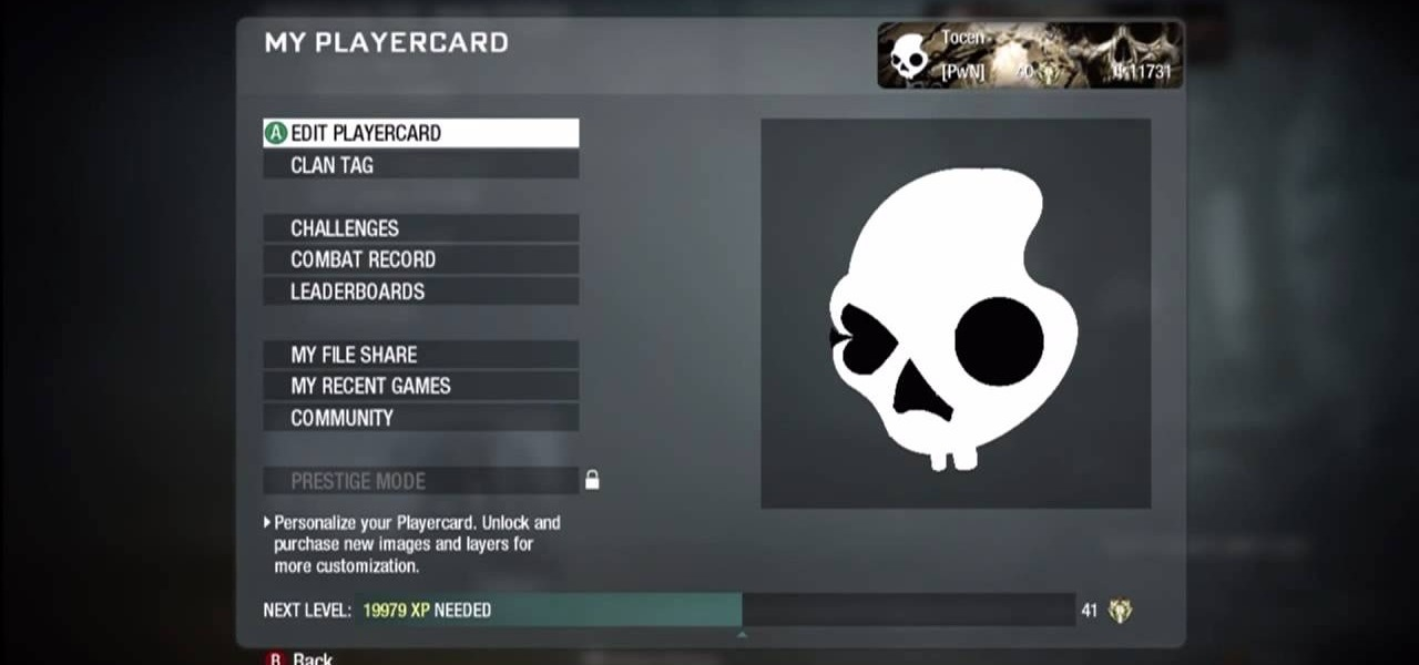 How to Create a Skullcandy Call of Duty: Black Ops ...