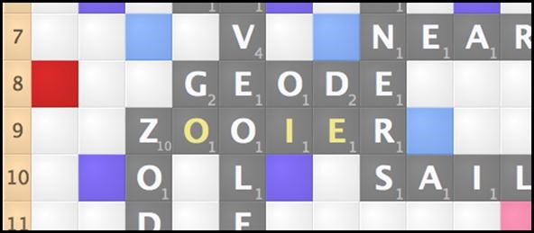 Answer to Scrabble Challenge #20
