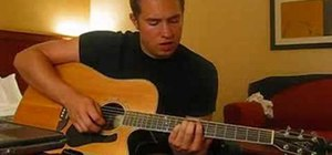 "Play ""Photograph"" by Nickelback on guitar"