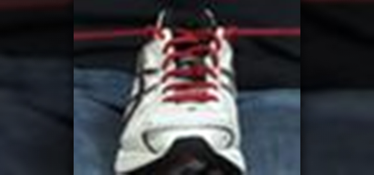Right Way To Tie Running Shoes