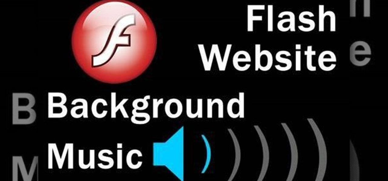 how to add background music wix