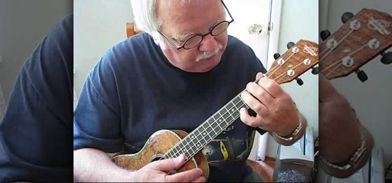 How To Play A Simplified Version Of Crazy G On The Ukulele