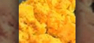 Make perfectly fluffy scrambled eggs