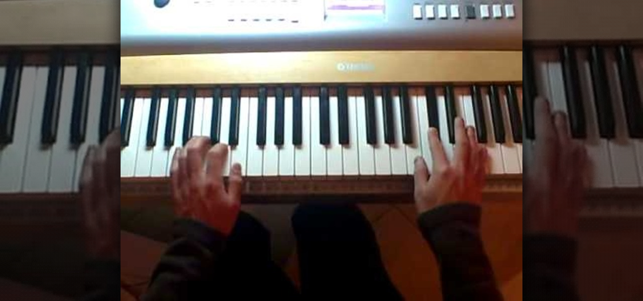 How To Play Kids By Mgmt On The Piano Piano Keyboard