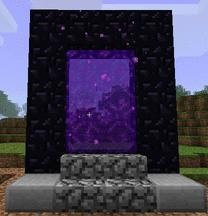USB Minecraft portal