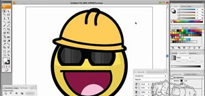 Use the live trace tool in Adobe Illustrator