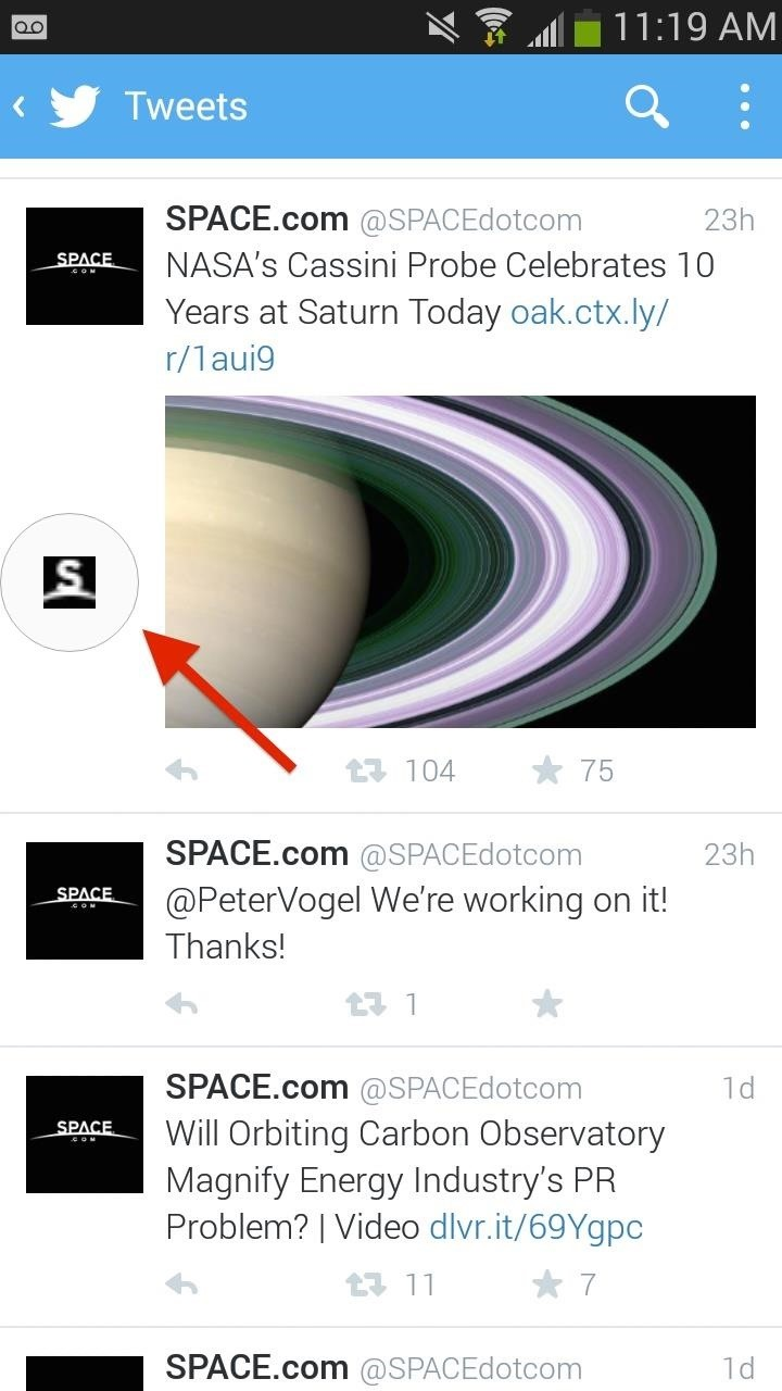 How to Load & View Multiple Links Without Leaving the Current App on Your Galaxy Note 2