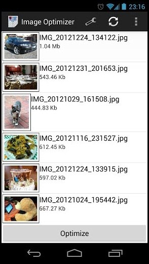 Optimize the Photos on Your Samsung Galaxy S3 to Free Up Storage Space