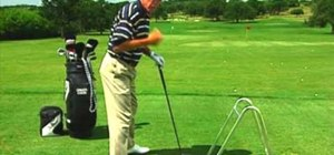 Use a jump rope drill to alleviate golf pull shots