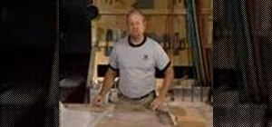Use a concrete moisture test