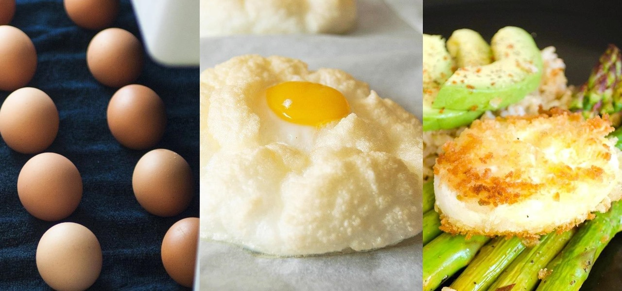 40 Damn Cool Things You Can Do with Eggs