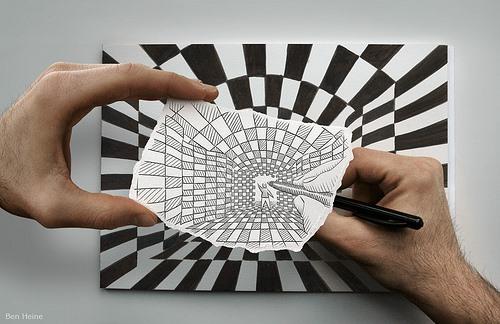 Pencil + Camera Mashup