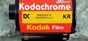 Eulogy for Kodachrome