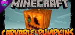 Carvable Pumpkins Mod 1.7.10