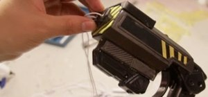 Build your own DIY police taser for your film