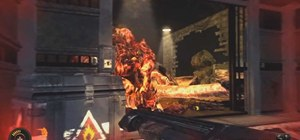 Defeat the Satan boss in Resistance 3 on the PS3