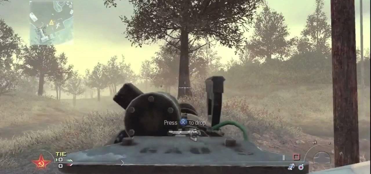 How to Find the COD4: Modern Warfare 2 javelin glitch « Xbox
