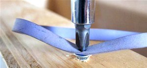 Remove a Stripped Screw With a Rubber Band