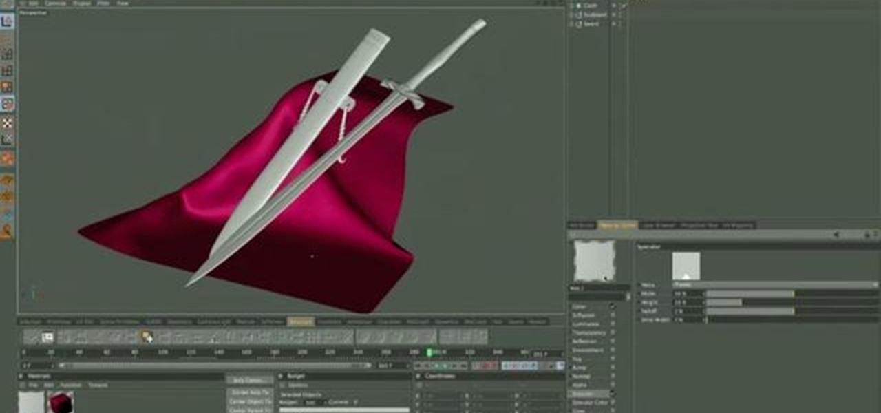 how to make a sword sheath