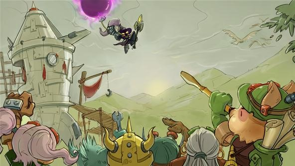 The awesome new Teemo vs Veigar JoJ Picture
