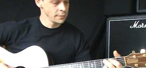"Play ""Ziggy Stardust"" by David Bowie on guitar"