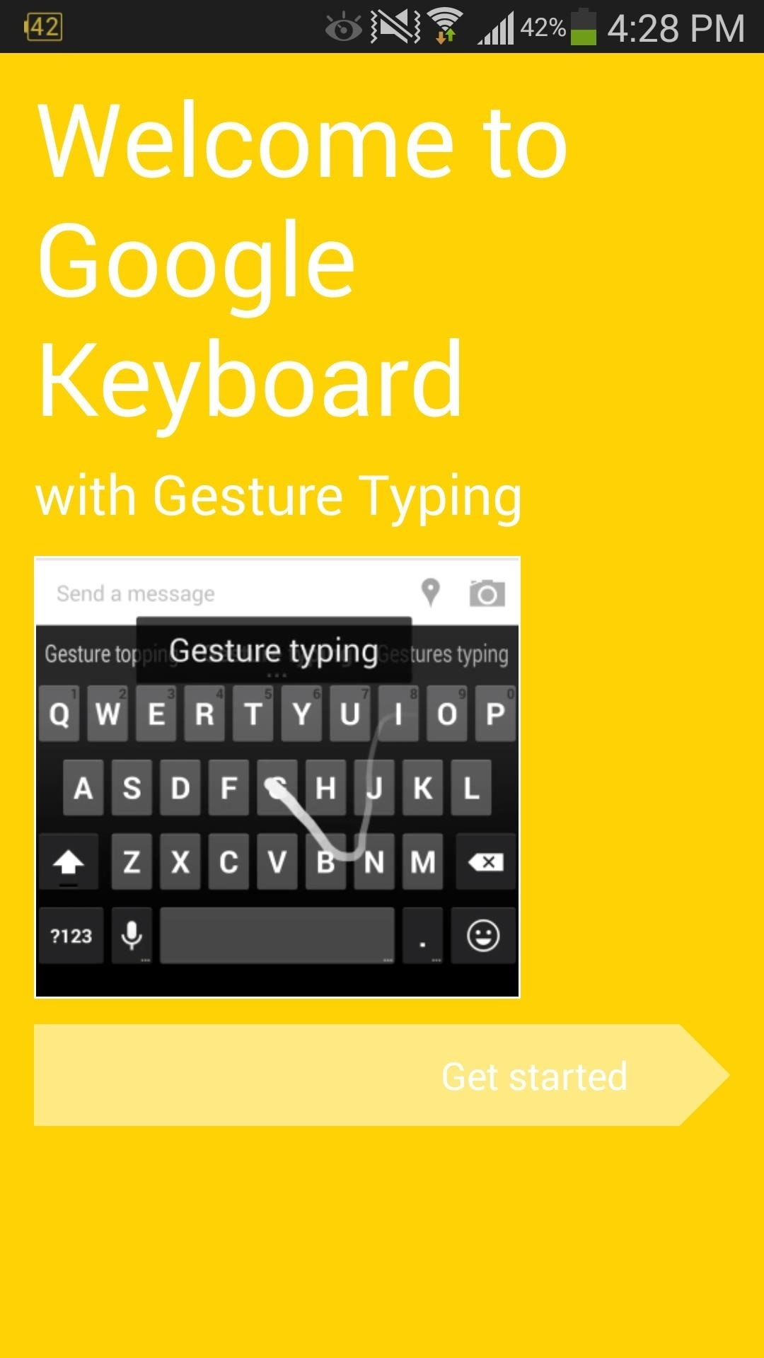 How to Theme the Google Keyboard with New Colors & Shapes on Your Galaxy S4