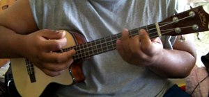 "Play Pati's ""Island Girls"" on the ukulele"