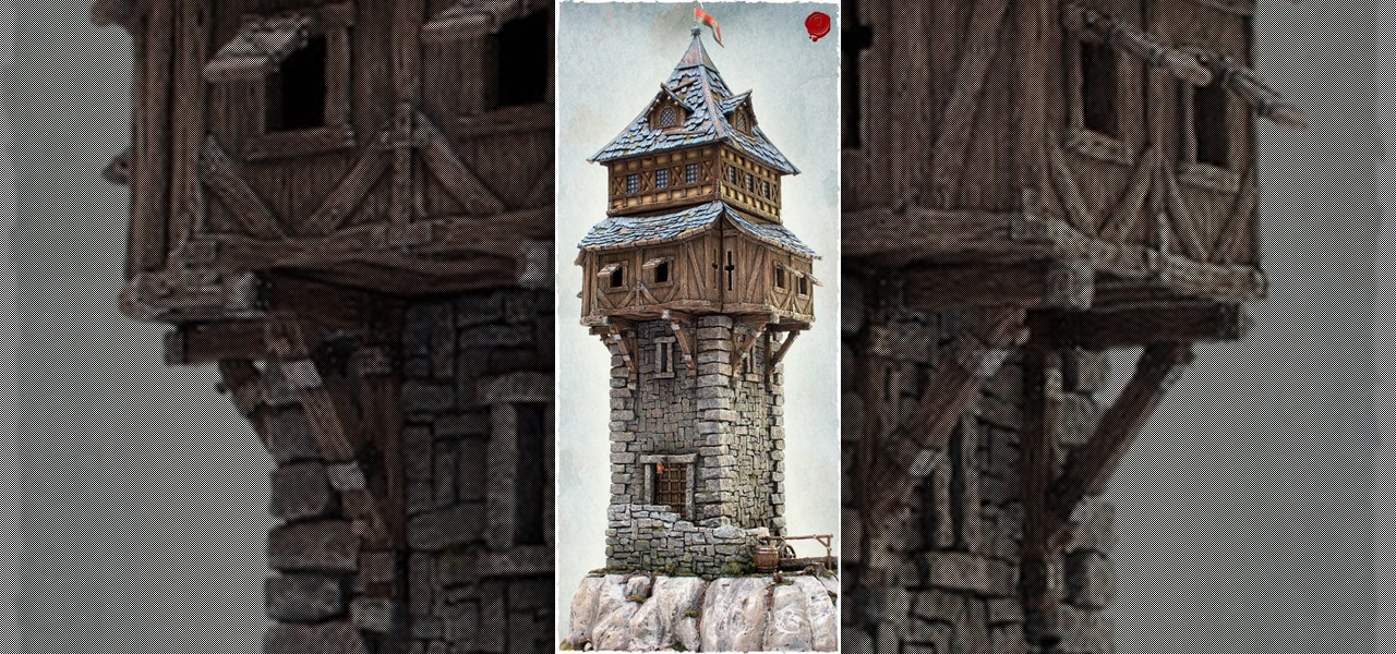 Winners Of The Easter Builds Create Your Best Watchtower