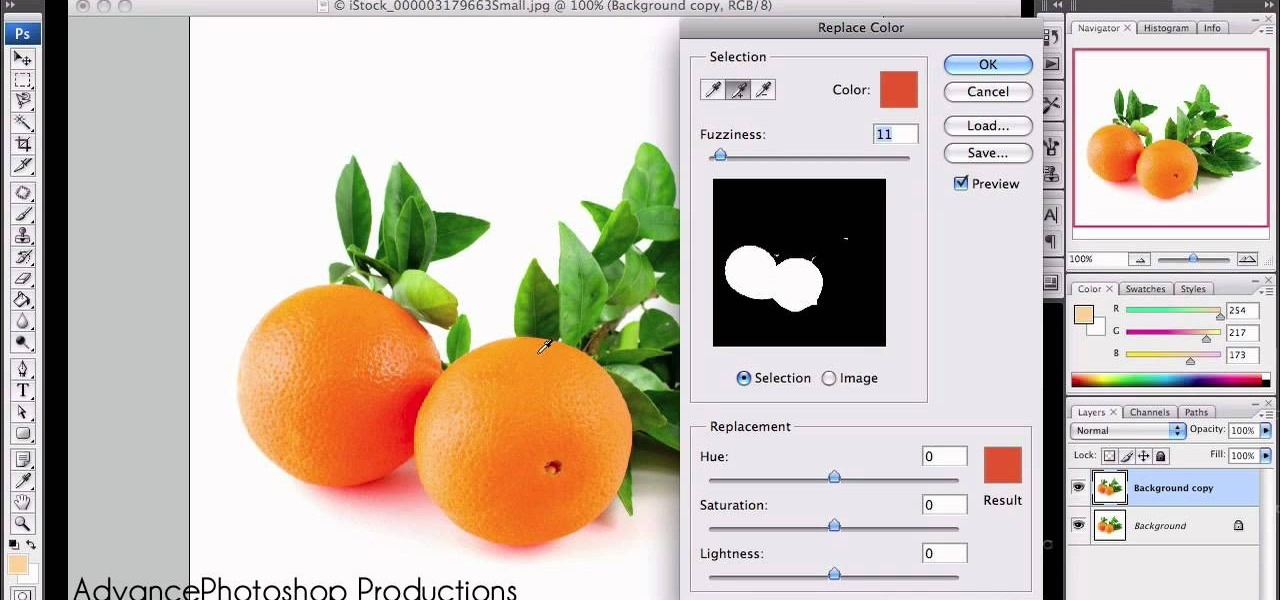 How to change the color of any object in photoshop photoshop how to change the color of any object in photoshop photoshop wonderhowto ccuart Images